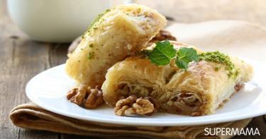 7 حلويات رمضانية 2 جلاش حلو