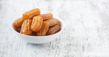 7 حلويات رمضانية 6 بلح الشام