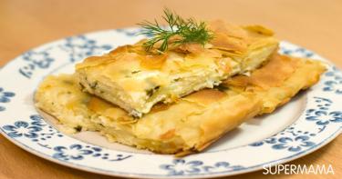 معجنات رمضان 4 جلاش بالجبن والخضروات