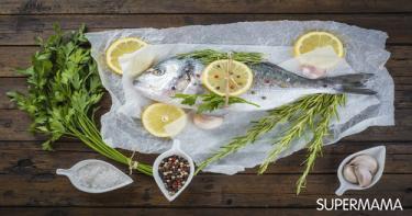 سر تتبيل اللحوم والأسماك 3 الأسماك