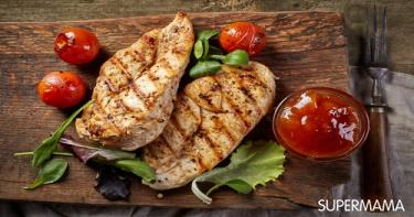 7 وصفات دجاج لذيذة للرجيم