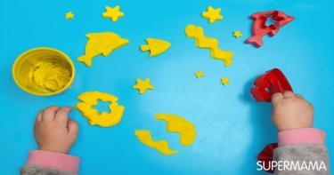 ألعاب لتنمية مهارات طفلك 1