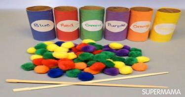 ألعاب لتنمية مهارات طفلك 6