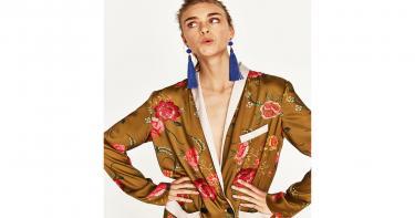 بالصور موضة الملابس المطرزة بالورود 2