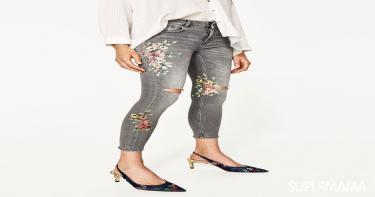 بالصور موضة الملابس المطرزة بالورود 4