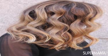 ألوان شعر تجعله غزيرًا - لون البلوندز