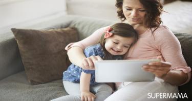 بالصور: 7 أفكار لتستمتعي بوقتك مع طفلك 5