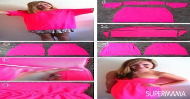 استخدام ملابس حمل 6