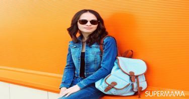 بالصور: 5 أفكار لتنسيق ملابسك مع الجاكيت الجينز الواسع