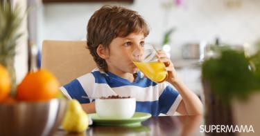 مشروبات طاقة للأطفال