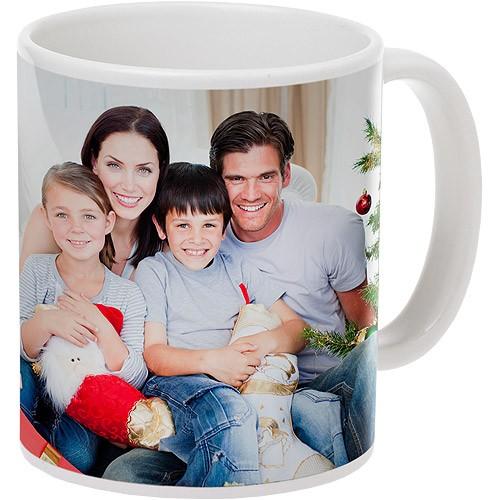 صورة العائلة على كوب
