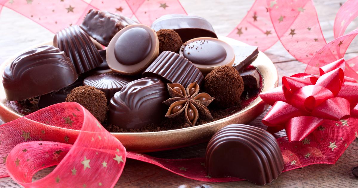 قوالب شوكولاتة فاخرة