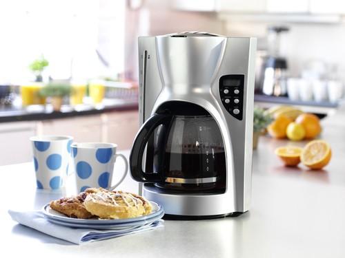 ماكينة إعداد قهوة