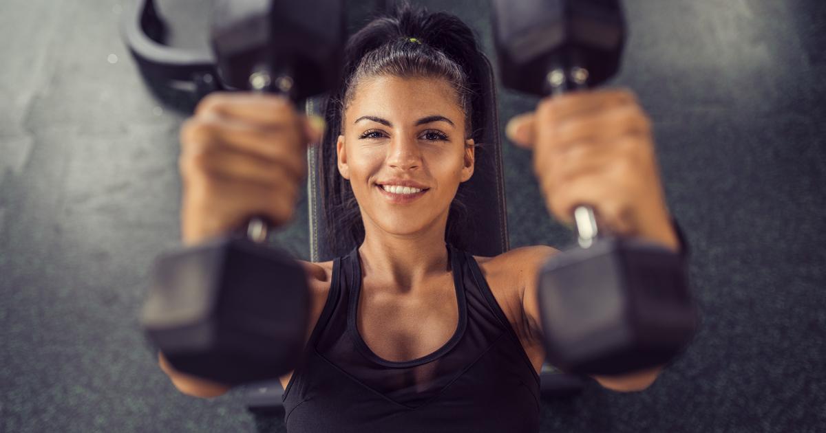 ملابس رياضية لوقت التمرين