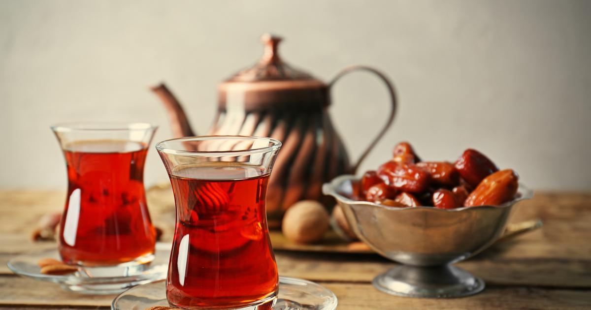 طقم شاي تركي