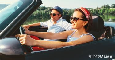 كويز: شخصيتك من طريقة قيادة السيارة