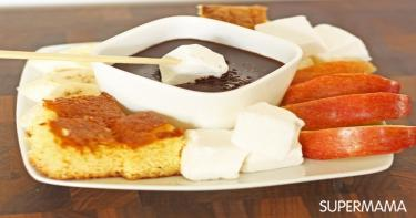 فوندو الشوكولاتة: وصفة دينا كانتينا