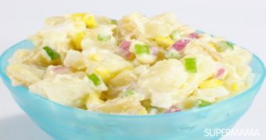 صفار البيض بالجبن للأطفال