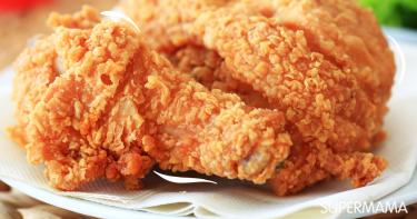 دجاج زنجر من كنتاكي
