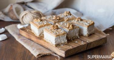حلويات بالشعيرية العادية - الكريم كراميل بالشعرية
